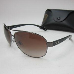 RayBan RB3386 Mens Aviator Italy Sunglasses/OLG515